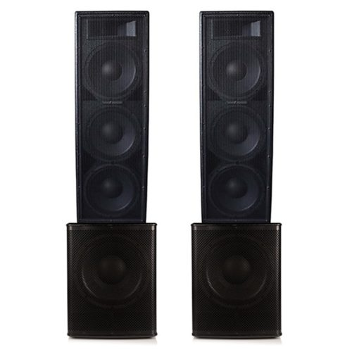 Big Gig Rig 9 - 3200w RMS PA System