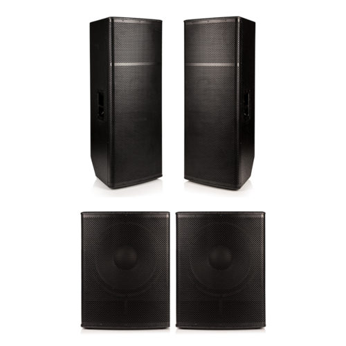 Big Gig Rig 10 - 4000w RMS PA System