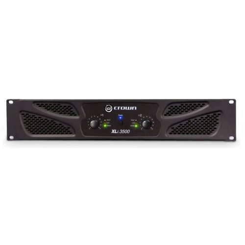 Crown XLi3500 Power Amplifier 2700w RMS