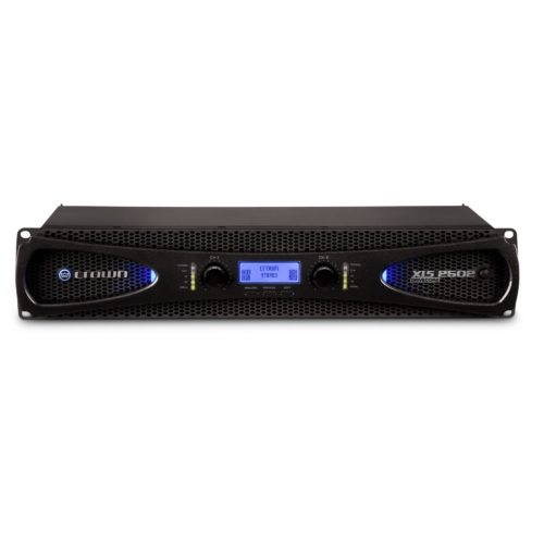Crown XLS2502 Power Amplifier 2400w RMS