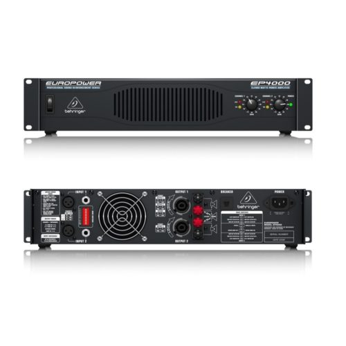 Behringer EP4000 Europower Amplifier