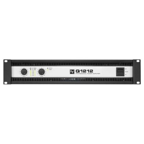 EV Q1212 Power Amplifier 3600w RMS