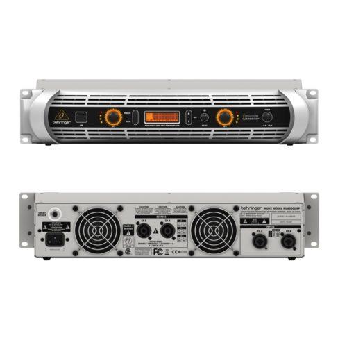 Behringer iNuke NU6000DSP Power Amplifier