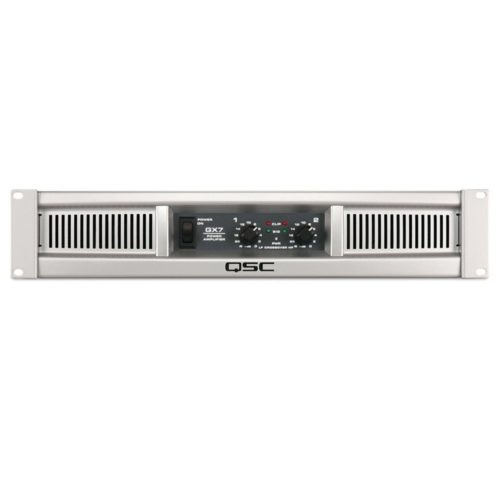 QSC GX7 Power Amplifier 2000w RMS
