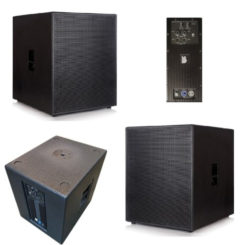 "2x Beta 15"" Active Powered Subwoofer Delivering 1,200W RMS - (4,800 PEAK) Combined"