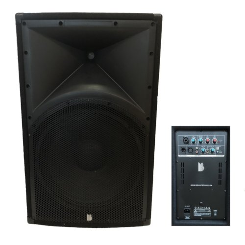 "Alpha Single 12"" Active 600w Peak 150w RMS Speaker With Bluetooth"