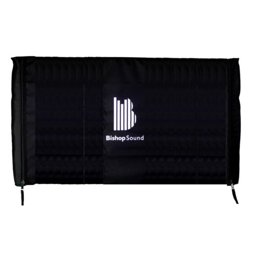 Waterproof Padded Protective Speaker Cover with Zips For BD218S Plywood Touring Subs