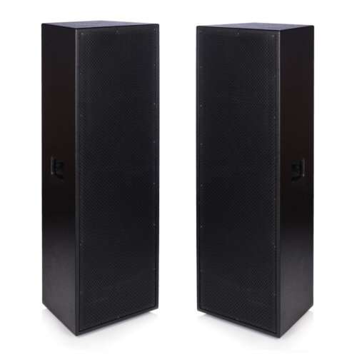 "2 x Beta Triple 12"" Full range Trapezoidal 3x12"" 1000w RMS Speaker"