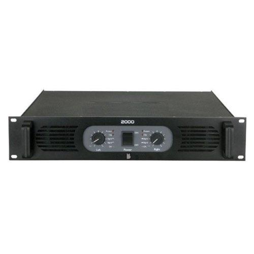BishopSound BP2000 -  2100w RMS Power Amplifier