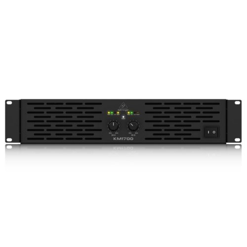 Behringer KM1700 Power Amplifier 1700w RMS