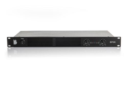 BishopSound BP2k Power Amplifier 2000w