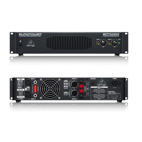 Behringer EP4000 Europower Amplifier