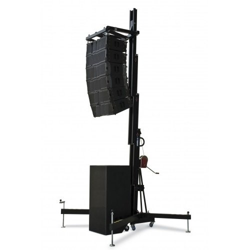 Line Array Lifting Tower