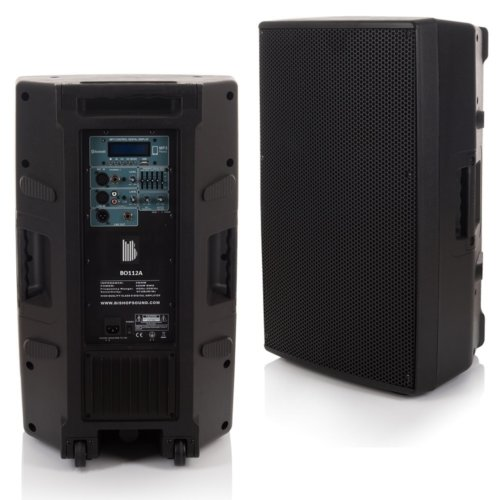 "Orion 12"" Active Speaker With Bluetooth"