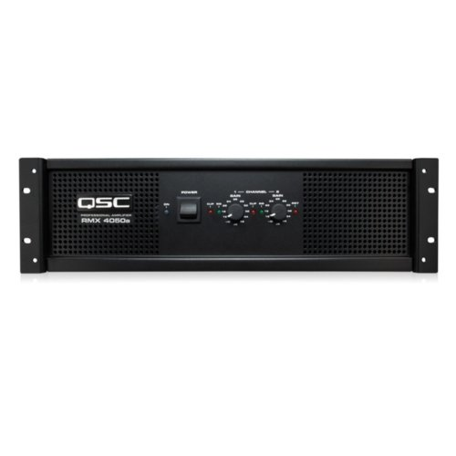 QSC RMX 4050a Power Amplifier 4000w RMS
