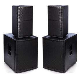 Big Gig Rig 12 - 1800w RMS PA System