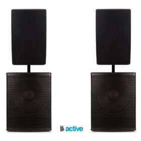 Big Gig Rig 21 - 2700w RMS ACTIVE PA System