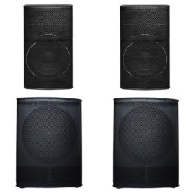 Big Gig Rig 11 - 5000w RMS PA System