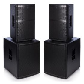 Big Gig Rig 22 - 3200w RMS PA System
