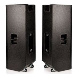 "2x Beta Twin 15"" Active - 2000w RMS Speaker System"