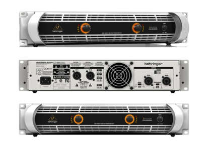 Bishopsound customers love the Behringer iNuke amplifiers