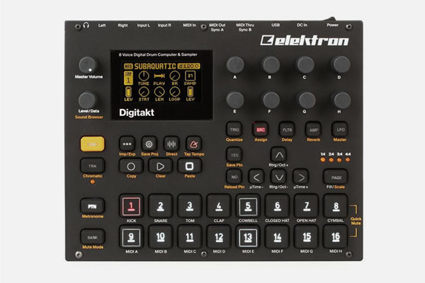 Digitakt by Elektron