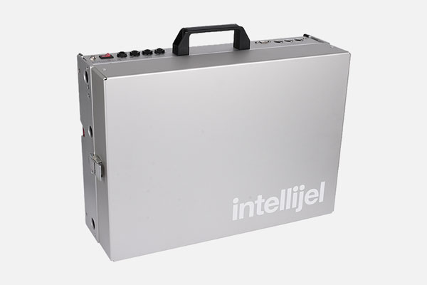 7U Case 84HP Silver (84 TE / TPS30W) by Intellijel