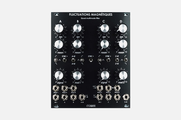 Fluctuations Magnetiques by Eowave