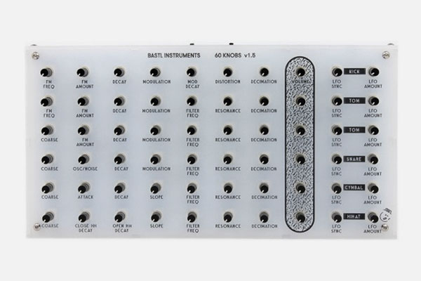 60Knobs by Bastl Instruments
