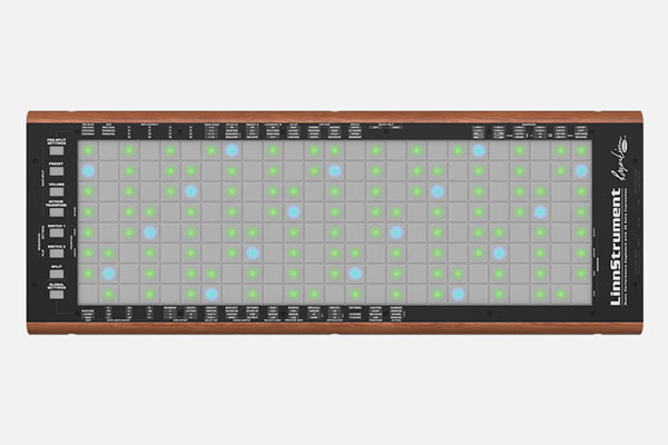 LinnStrument Step Sequencer