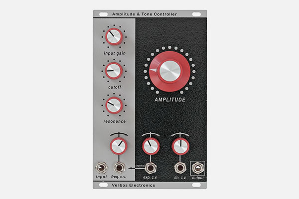 Amplitude & Tone Controller by Verbos Electronic