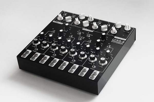 Lyra 8 Black Beast by Soma Laboratory