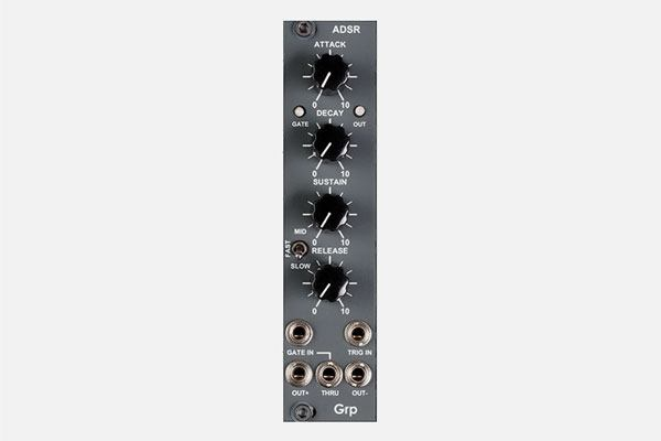 ADSR by Grp Synthesizer
