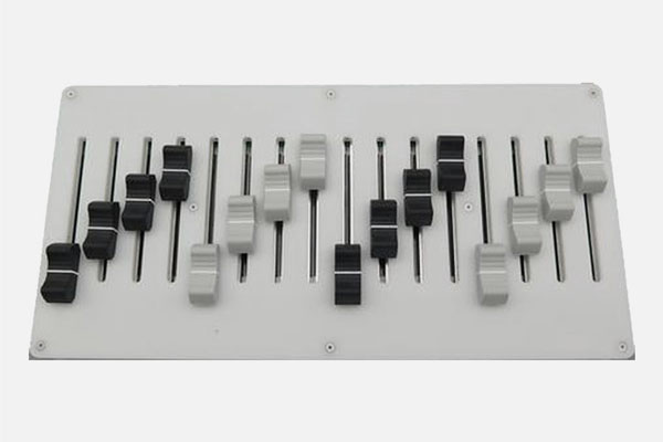 Michigan Synth Works 16n Faderbank White