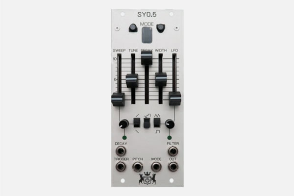 Michigan Synth Works SY0.5 Analog Drum Module