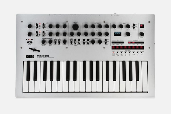 Minilogue by Korg