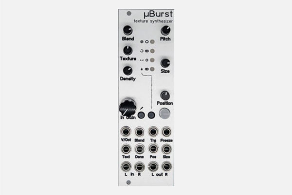 uBurst by Michigan Synth Works