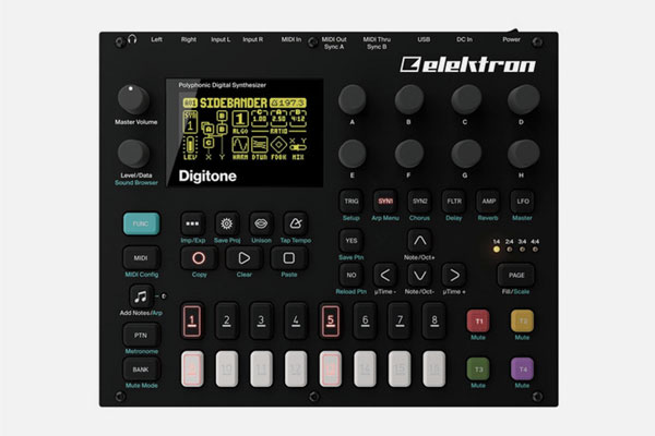Digitone by Elektron