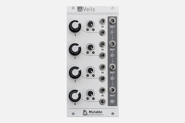 Veils by Mutable Instruments