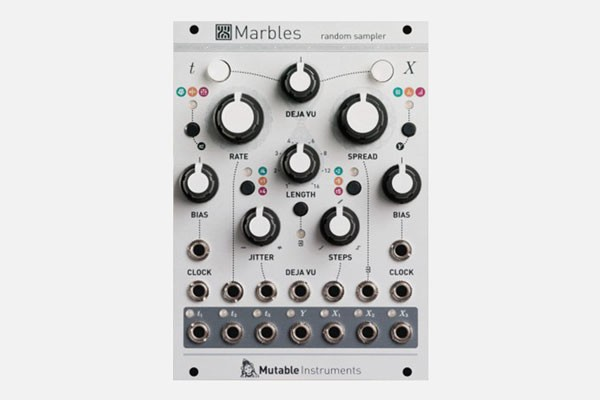 Marbles by Mutable Instruments