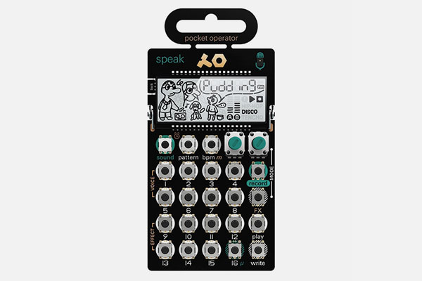 Po35 Speak by Teenage Engineering