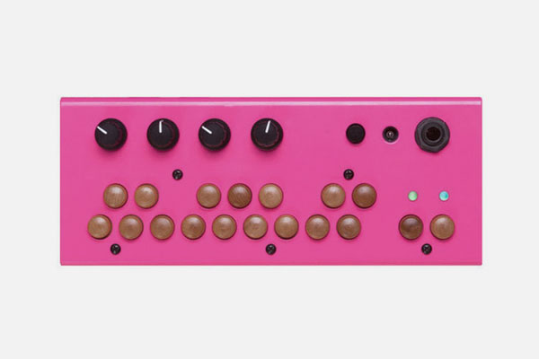 Bolsa Bass Pink by Critter & Guitari