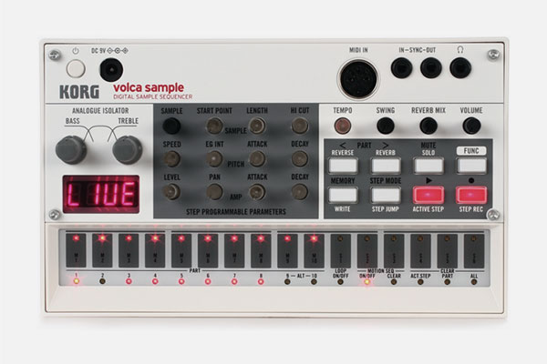 Volca Sample by Korg