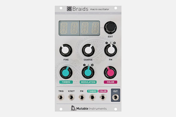 Braids by Mutable Instruments