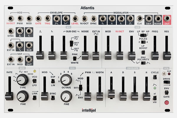 Atlantis  by Intellijel