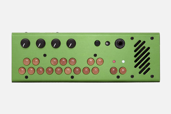 Critter & Guitari Pocket Piano Midi Green