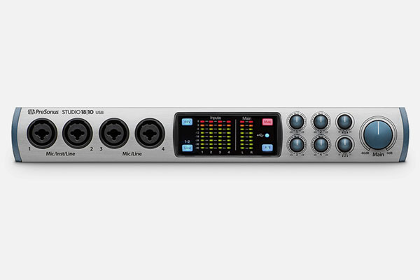Studio 1810 by PreSonus