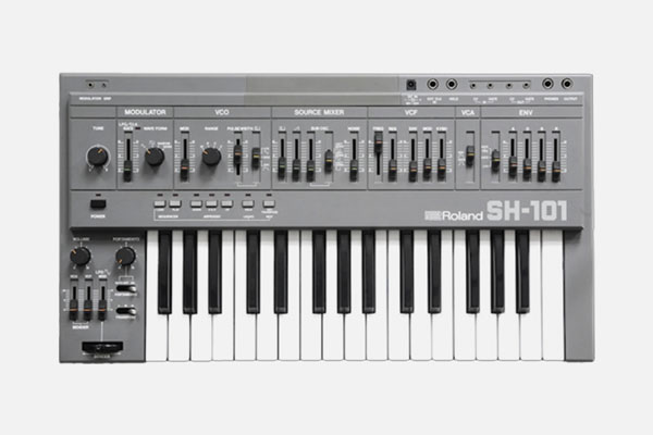 Sh 101 by Roland