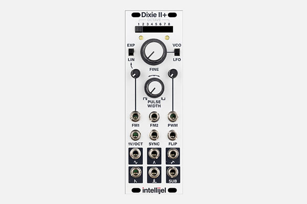 Intellijel Dixie II+