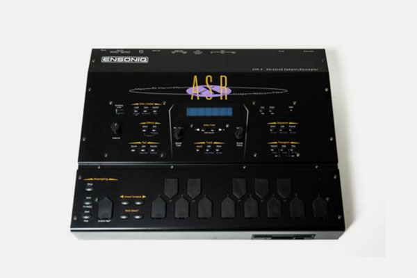ASR X + EXP-3 Urban Dance Project by Ensoniq